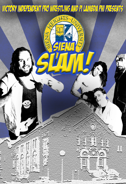 Siena Heights University and Phi Lamb Wrestling Show