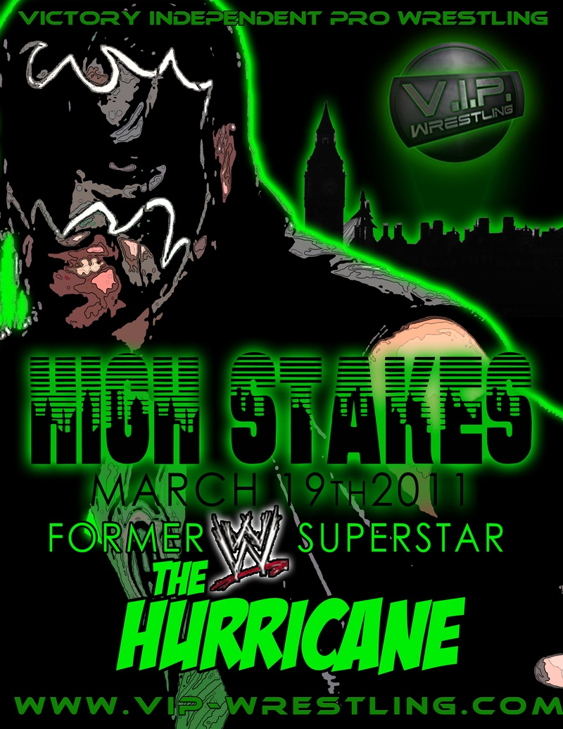 VIP: High Stakes March 2011 (Teaser)