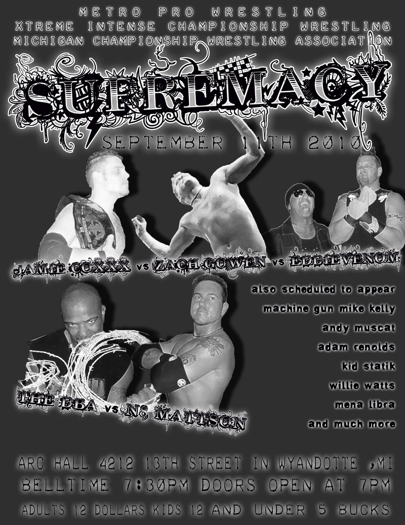 MPW: SUPREMACY 1 of 2